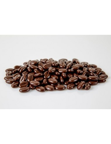 GRAINS DE CAFE AU CHOCOLAT