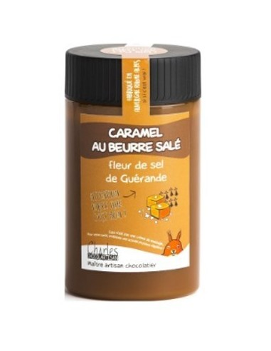 CARAMEL AU BEURRE SALE 280G