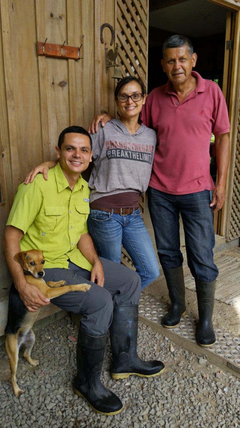 Gustavo, Macario, Rigo